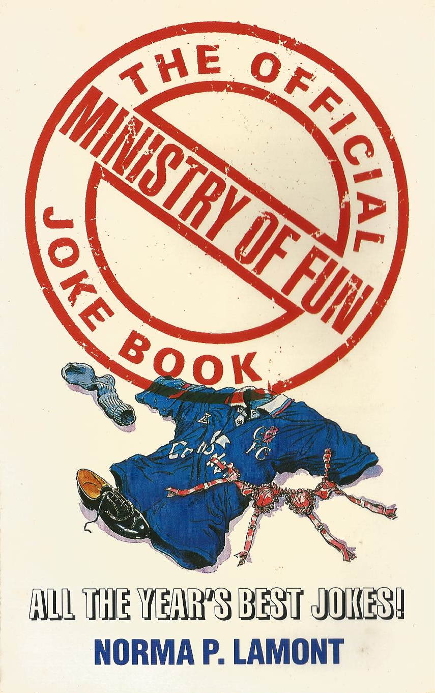 The Official Ministry of Fun Joke Book
