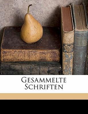 Gesammelte Schriften