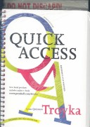 Quick Access & Student Access Code Card Package, Fourth Edition