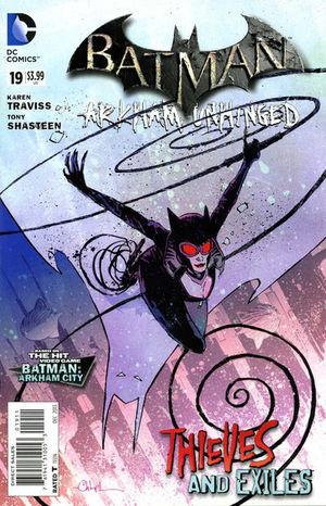 Batman: Arkham Unhinged Vol.1 #19