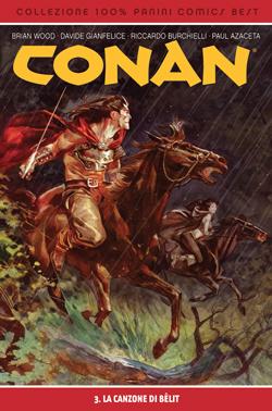 Conan Best vol. 3