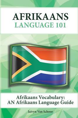 Afrikaans Vocabulary
