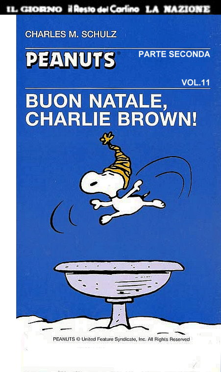 Buon Natale, Charlie Brown!