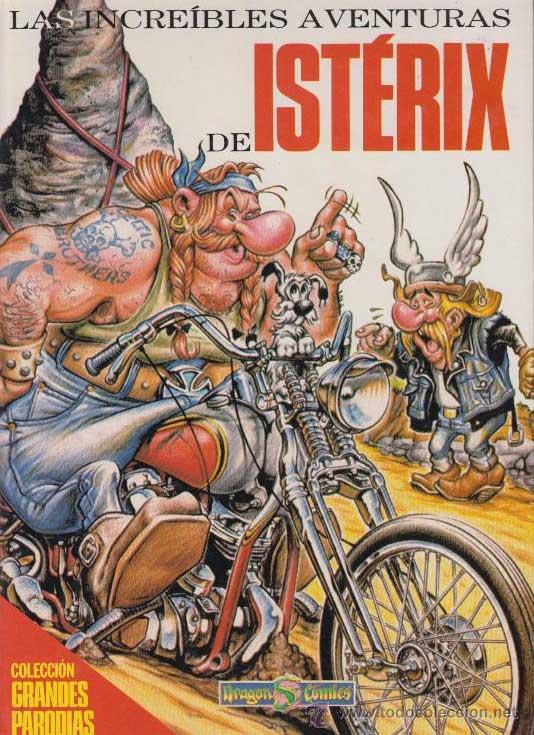 Isterix - Increibles Historias