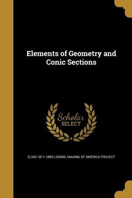 ELEMENTS OF GEOMETRY & CONIC S
