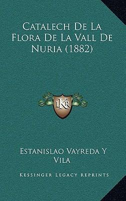 Catalech de La Flora de La Vall de Nuria (1882)