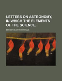 Letters on Astronomy...