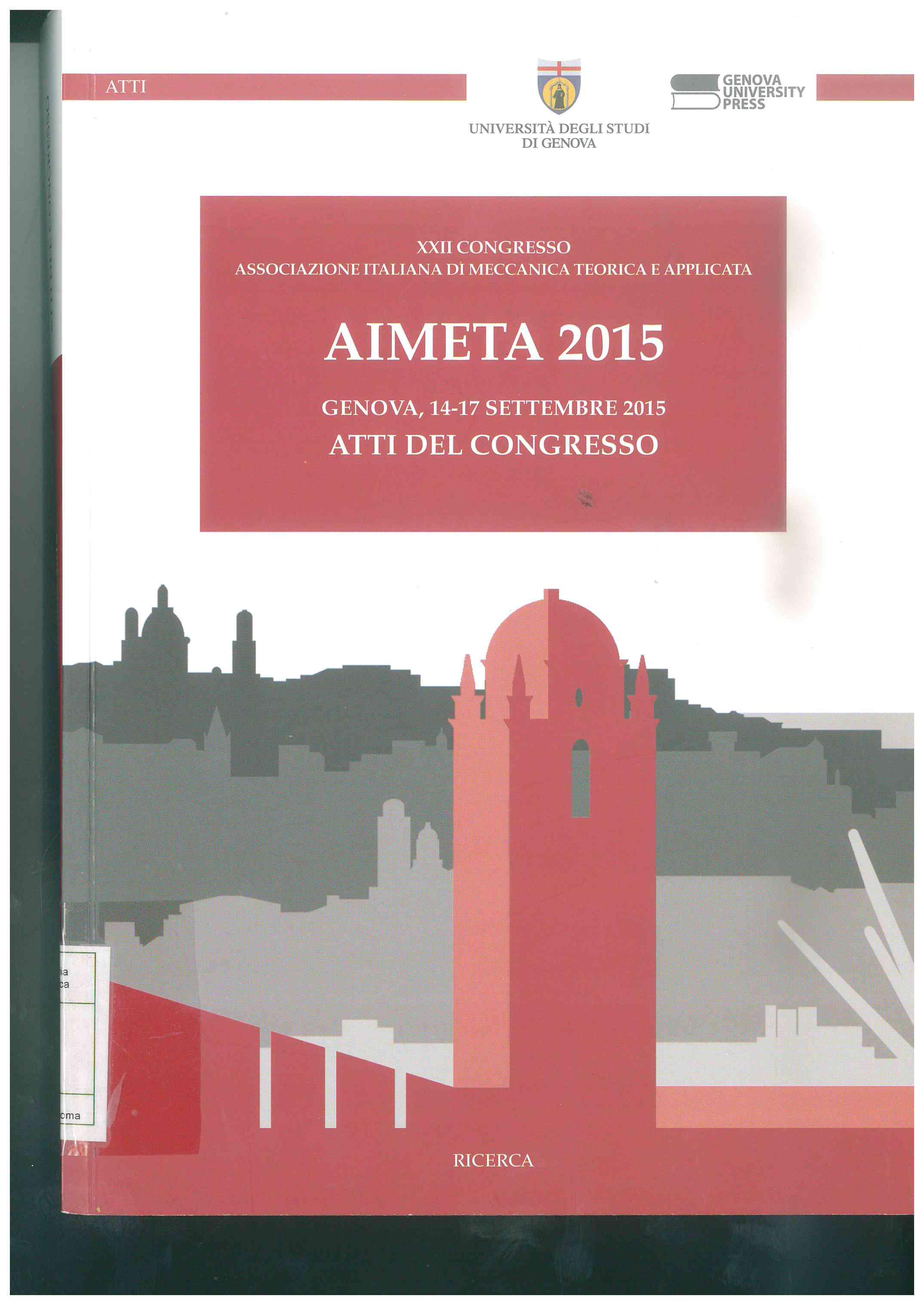 AIMETA 2015