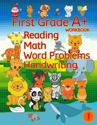 First Grade A+ Workbook