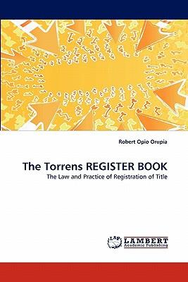 The Torrens REGISTER BOOK