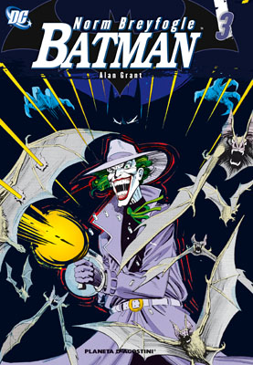 Batman di Norm Breyfogle vol. 3