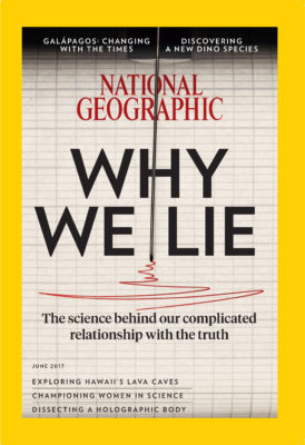 National Geographic, June 2017