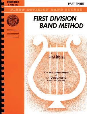 First Division Band Method, E-flat Baritone Saxophone