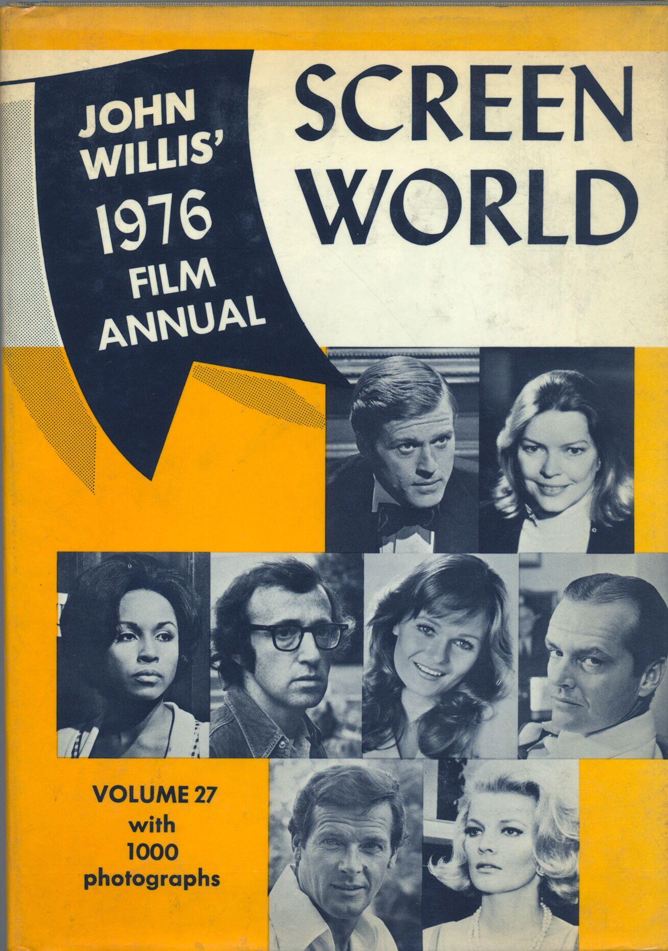 Screen World 1976, Vol. 27