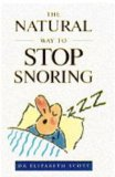 The Natural Way to Stop Snoring