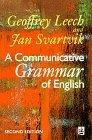 A Communicative Grammar of English.