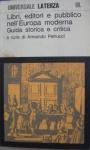 Libri, editori e pubblico nell'Europa moderna