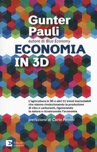 Economia in 3D. L'ag...