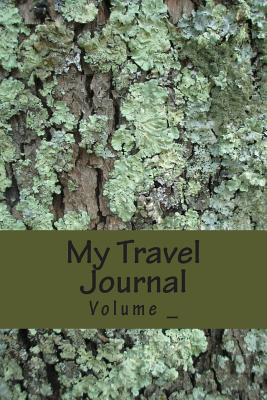 My Travel Journal Tree Moss Cover