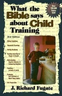 What the Bible says about child training