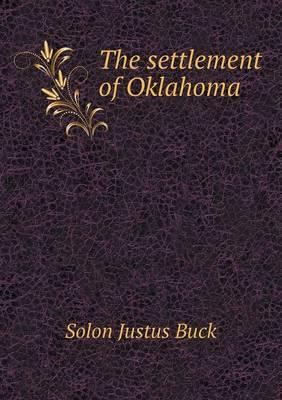 The Settlement of Oklahoma