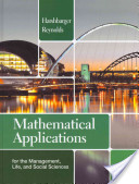 Mathematical Applications for the Management, Life, and Social Sciences, 10th ed.