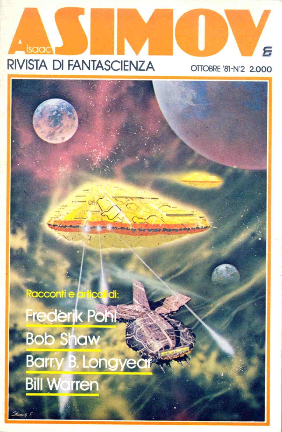 Isaac Asimov - Rivis...
