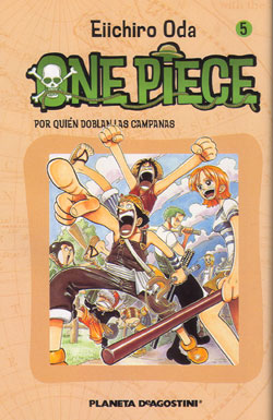 One Piece 05
