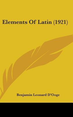 Elements of Latin (1921)