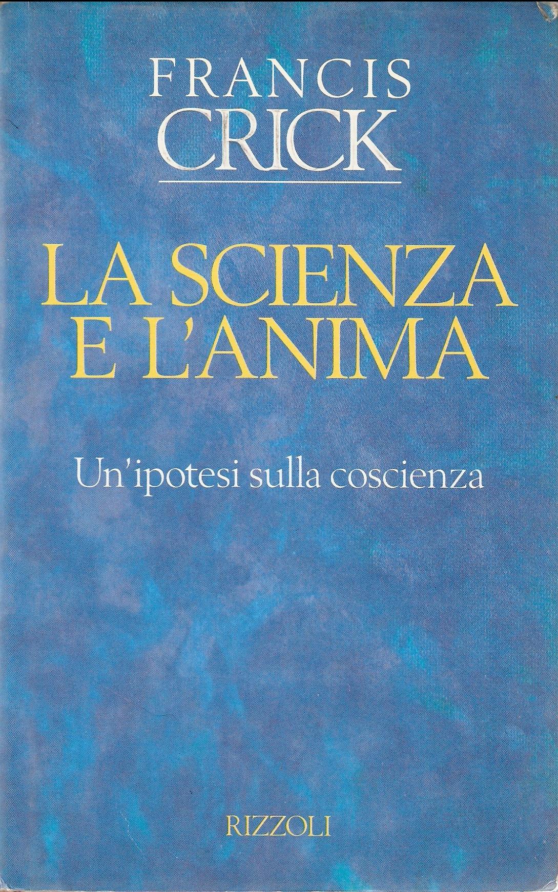 La scienza e l'anima