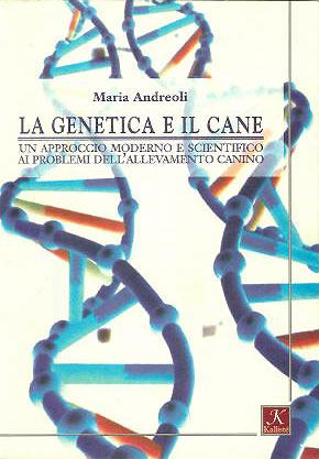 la genetica e il cane