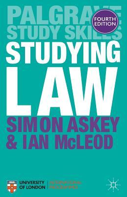 Studying Law