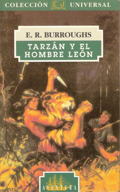 Tarzan Y El Hombre Leon