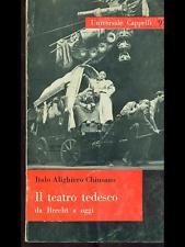 Il teatro tedesco da Brecht a oggi
