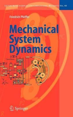 Mechanical System Dynamics