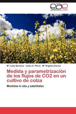 Medida y parametrización de los flujos de CO2 en un cultivo de colza