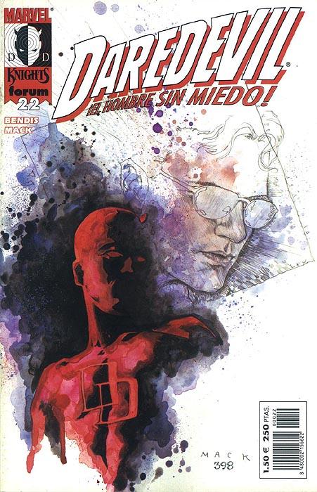 Marvel Knights: Daredevil Vol.1 #22 (de 56)
