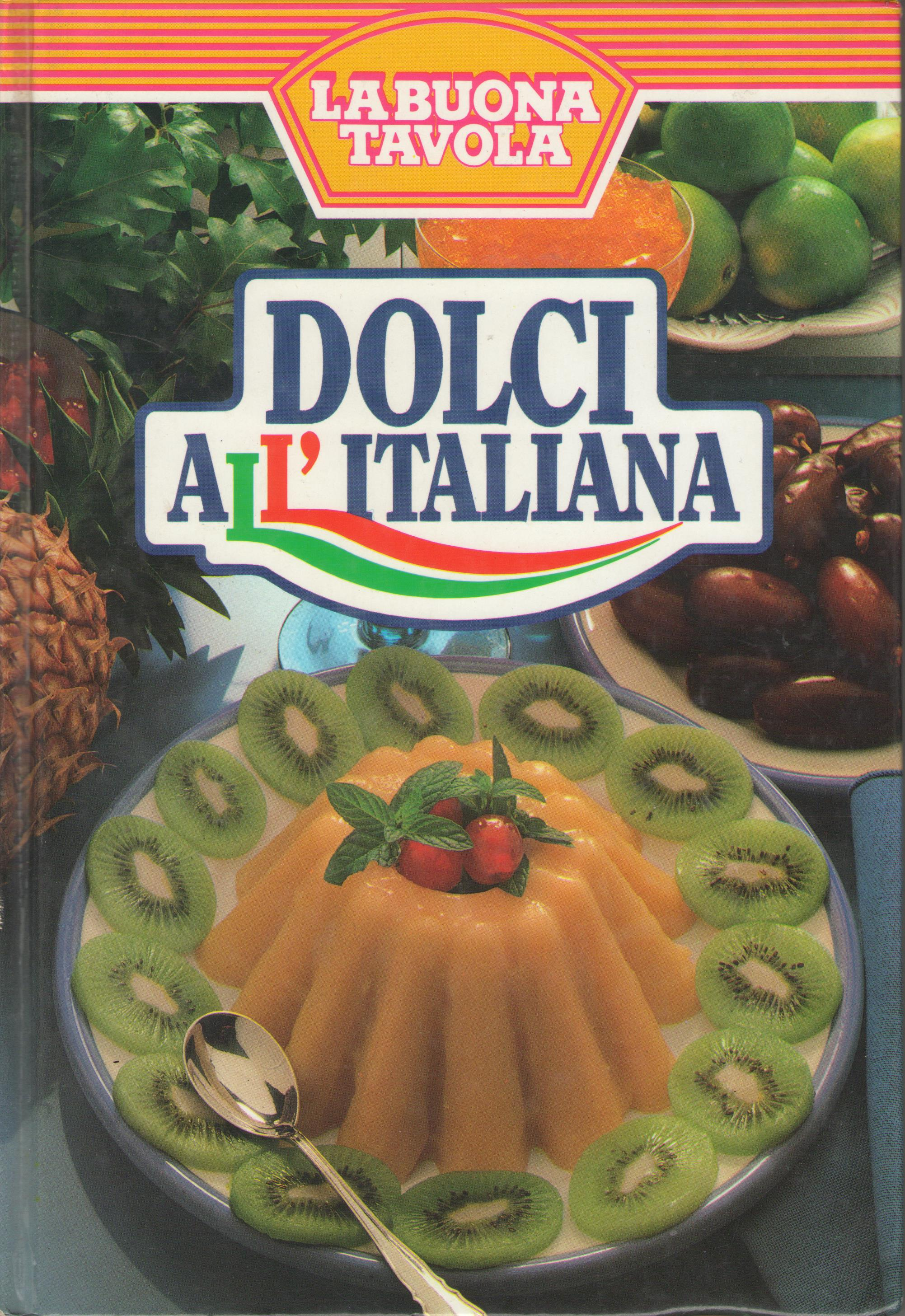 Dolci all'Italiana