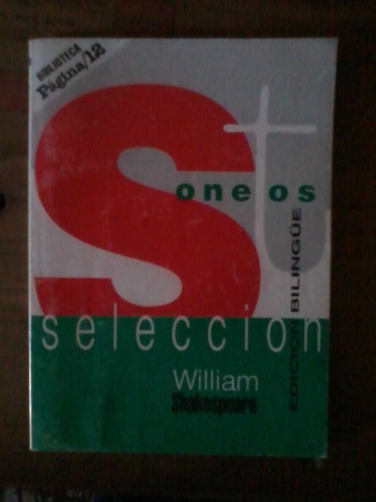 Sonetos -Selección-