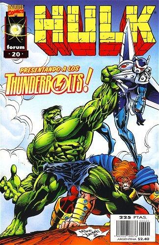 Hulk Vol.2 #20