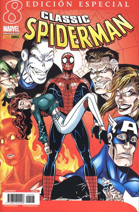 Classic Spiderman #8...