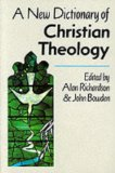 A New Dictionary of Christian Theology