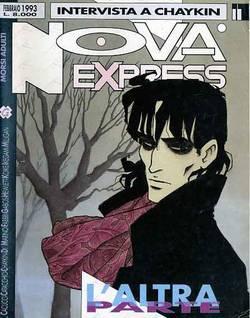 Nova Express n. 11