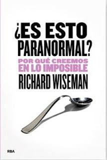 ¿Es esto paranormal...