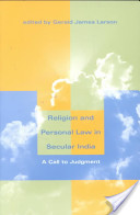 Religion and Personal Law in Secular India