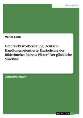 Unterrichtsvorbereitung Deutsch