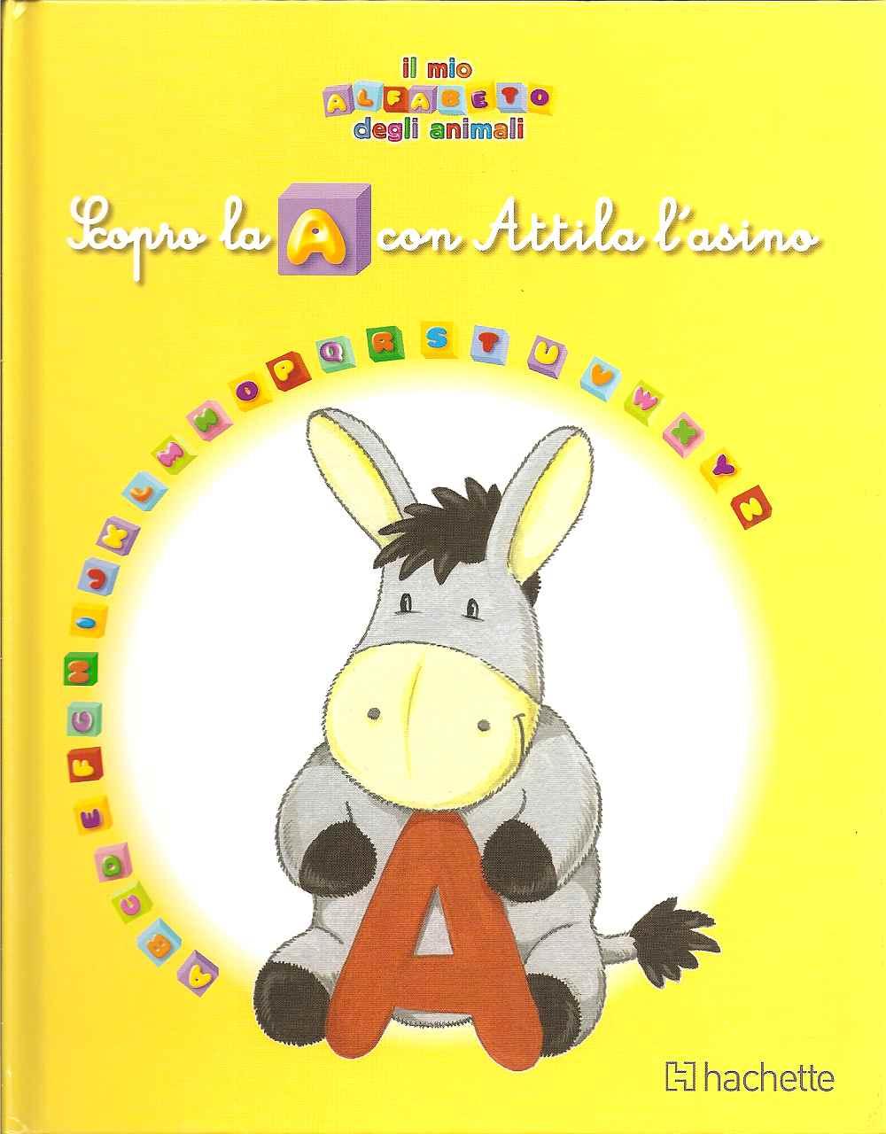 Il mio alfabeto degli animali