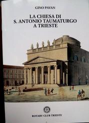 La chiesa di S. Antonio Taumaturgo a Trieste