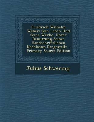 Friedrich Wilhelm We...