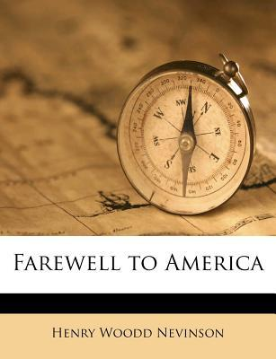Farewell to America